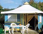 Tent huren in Zuid-Frankrijk - Vakantie in Saint-Rapha�l